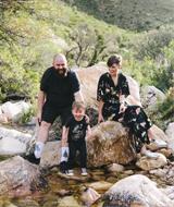 Lauren, Riaan & Caleb