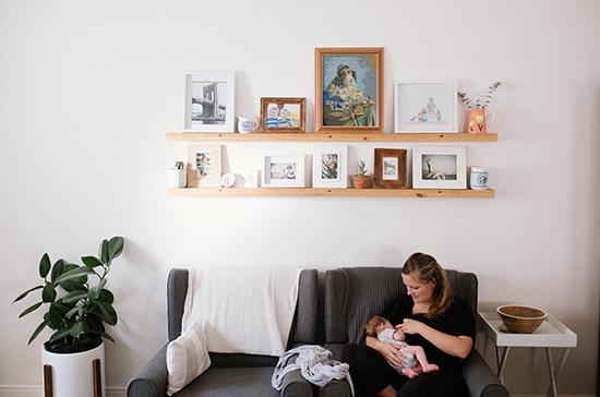 Shanley & Leah | Mammahood Series